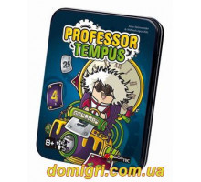 Настольная игра Professor Tempus (40101 Gigamic)