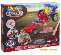 Конструктор ZOOB Racer-Z Dragster (0Z12054)
