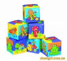 Кубики для ванной (7165 PLAYGRO)