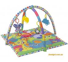 Развивающий коврик Друзья-животные (0185477 Playgro)