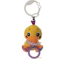 Трясущаяся игрушка-подвеска Утенок (0185474 Playgro)