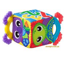 Прорезыватель кубик, Playgro