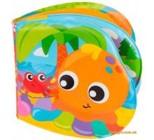 Книжка для ванной Веселые друзья (0186965 Playgro)