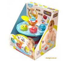 Игрушка для ванной Музыкальный фонтан с уточками (Yookidoo)