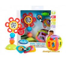 Подарунковий набір іграшок прорезивателей, Playgro