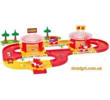 Kid Cars 3D-набор Пожарная станция (53310 Wader)