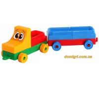 Детский конструктор Чудо-авто (39097 Тигрес)