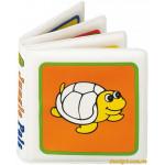 Книжечка-игрушка мягкая Магическая (2/704 Canpol babies)