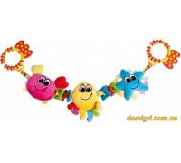 Игрушка мягкая музыкальная к коляске Цветной океан (68/025 Canpol babies)