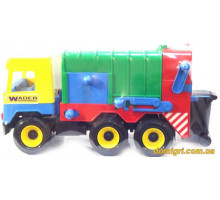 Мусоровоз Middle truck (39224 Wader)