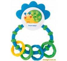 Погремушка-зубогрызка Цветущий сад (56/137 Canpol babies)