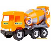 Бетономешалка Middle Truck City, 38 см, Wader