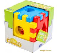 Волшебный куб, 12 элементов (39376 Тигрес)