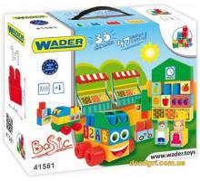 Детский конструктор, 33 элемента (41581 Wader)