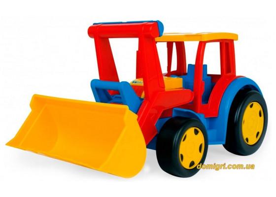 Трактор Гигант, 60 см, Wader