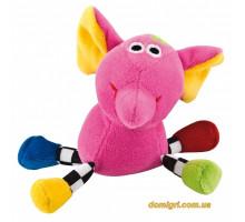 Іграшка-підвіска м'яка Веселі звірята, Слон, Canpol babies