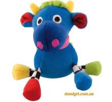 Іграшка-підвіска м'яка Веселі звірята, Корова, Canpol babies
