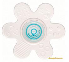 Игрушка-прорезыватель Звездочка, силиконовая, голубая, Canpol babies