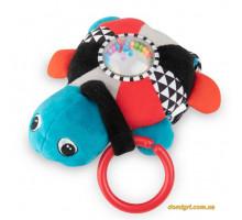 Развивающая музыкальная игрушка Черепаха, бирюзовая, Canpol babies