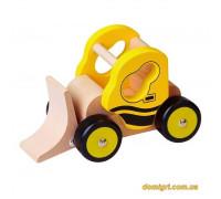 Бульдозер (59672VG Viga Toys)