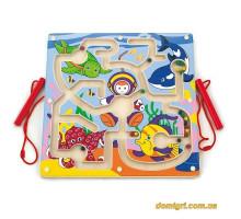 Лабиринт Подводный мир (50123 Viga Toys)