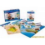Комплект Увлекательная география: Большое путешествие (1029 Умница)