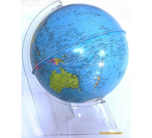 Глобус Політичний 210 мм, укр (Інститут ПТ)
