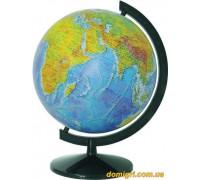 Глобус 320 мм, Физический, укр. (Институт ПТ)