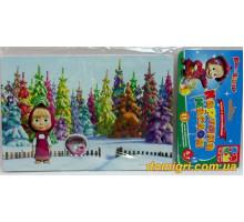Набор для творчества с наклейками Картина маслом (VT4206-13 Vladi Toys)
