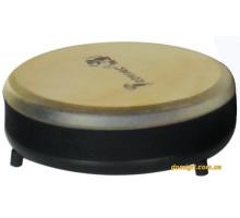 Низкий барабан из натуральной кожи (8,5 x 22 см), Trommus