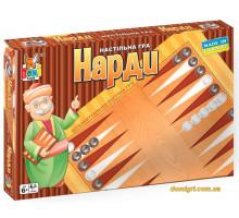 Настольная игра Нарды, Boni Toys