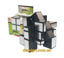 Головоломка Кубик зеркальный 3х3х3 Mirror Silver (YOUPIN 072)
