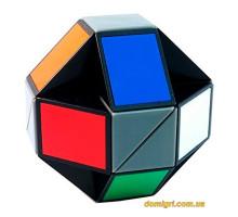 Оригінальна змійка Rubik's Cube |Кольорова