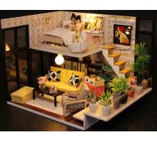 Мини-интерьерная модель DIY House Cynthia's holiday (М031)