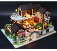 Мини-интерьерная модель DIY House Dream back to ancient town (13848)
