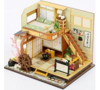 Мини-интерьерная модель DIY House Karuizawaґs forest holiday (М034)