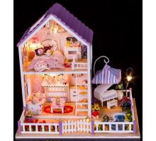 Мини-интерьерная модель DIY House Musical Summer (13834)