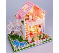 Мини-интерьерная модель DIY House Spring Romance (13835)