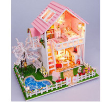 Міні-інтер'єрна модель DIY House Spring Romance (13835)
