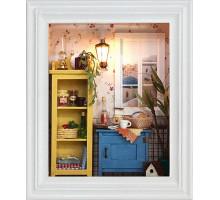 Мини-интерьерная модель DIY House Warm Dawn (W001)