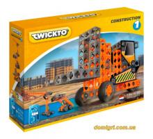 Конструктор Construction 1 (кран, погрузчик, экскаватор), Twickto