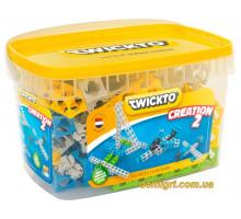 Конструктор Creation 2 (гидроплан, самолет, катамаран), Twickto