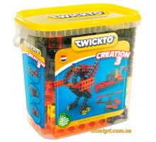 Конструктор Creation 3 (экзоскелет, вертолет, землечерпалка), Twickto