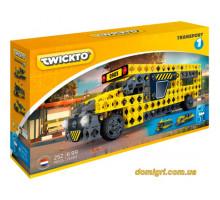 Конструктор Transport 1 (автобус, трамвай, локомотив), Twickto