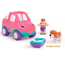 Автопрогулянка Пенні з собакою, ігровий набір, Wow Toys