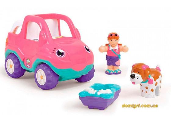 Автопрогулка Пенни с собакой, игровой набор, Wow Toys