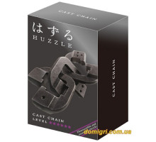 6* Цепь (Huzzle Chain) | Головоломка из металла