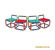 Набор мебели Комплект из 4-х стульев (3599 Gigo)