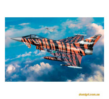 Model Set Истребитель Eurofighter Bronze Tiger, 1:144 (63970 Revell)