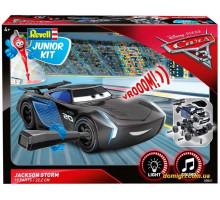 Автомобиль Jackson Storm со светом и звуком, 1:20 (00861 Revell)